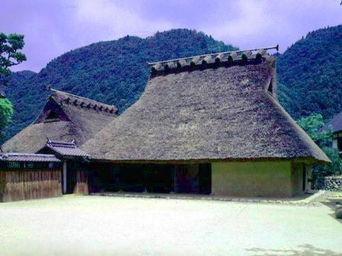 בית משפחת האקוג'י - מחוז היוגו | צלום: אריה קוץ