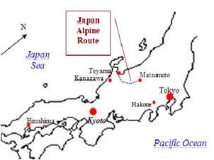 האלפים היפנים למטייל | טאטיאמה קורובה | יפן חוויה אחרת | Explore Japan