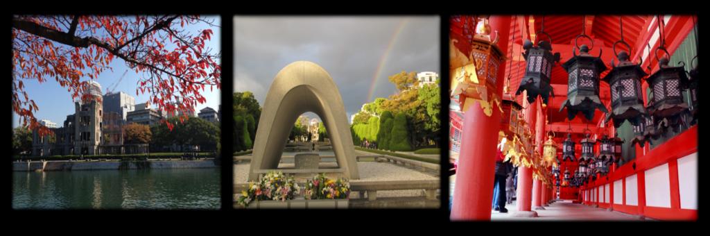 טיול מאורגן ליפן בסתיו היפני - יפן חוויה אחרת Explore Japan - הירושימה ומיאג'ימה