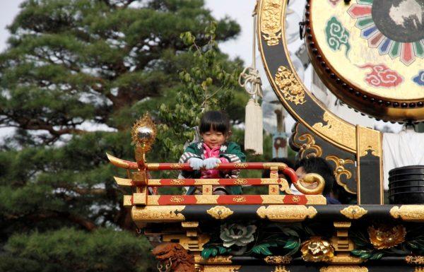 חגיגות הפסטיבלים בסתיו היפני | מיטל לוין