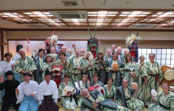 טיול ליפן – סתיו 2019 | תודה למתן, חנה גרנות בשם הקבוצה