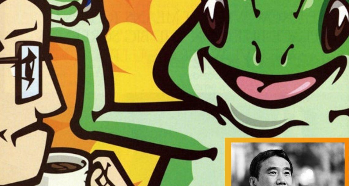 יום שני – 7.6.21 – סוף עידן הגיבורים בעולמו הספרותי של הרוקי מורקמי: צפרדע-קון מציל את טוקיו  | פרופ' מיכל דליות-בול